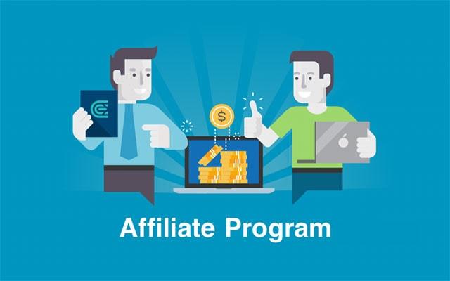 Các loại dự án HYIP theo chương trình liên kết affiliate program
