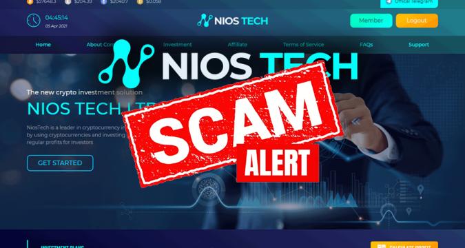 niostech scam
