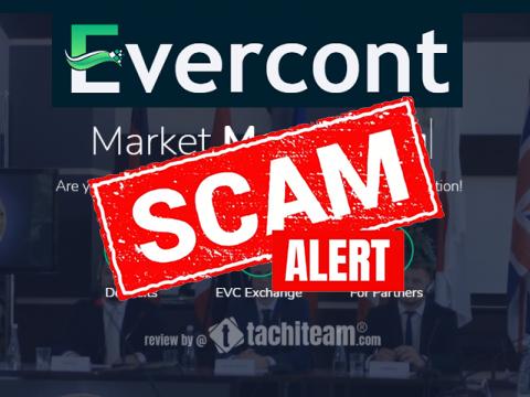 Evercont scam