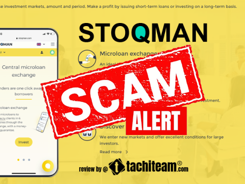 Stoqman scam