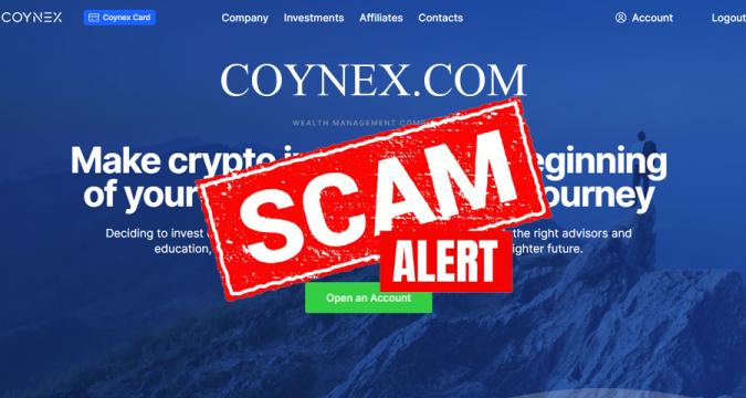 coynex scam