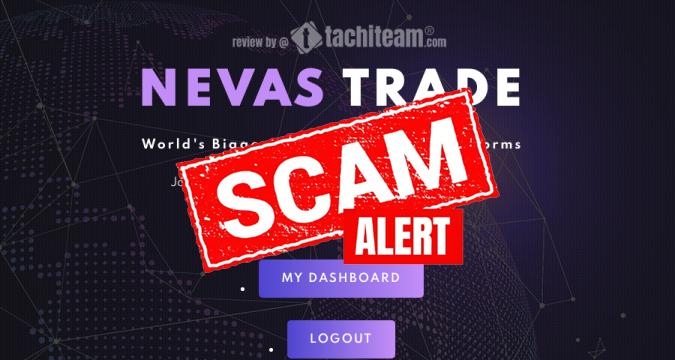 nevas-trade scam