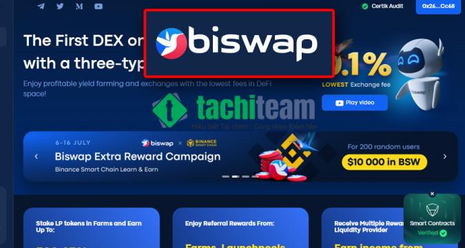Biswap review