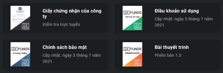 ExFunds legit