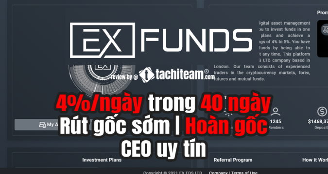 ExFunds review