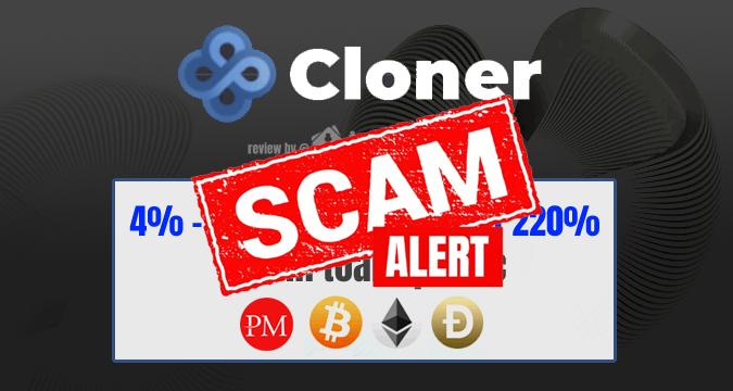 cloner scam