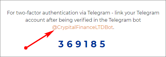 crypital.finance bot
