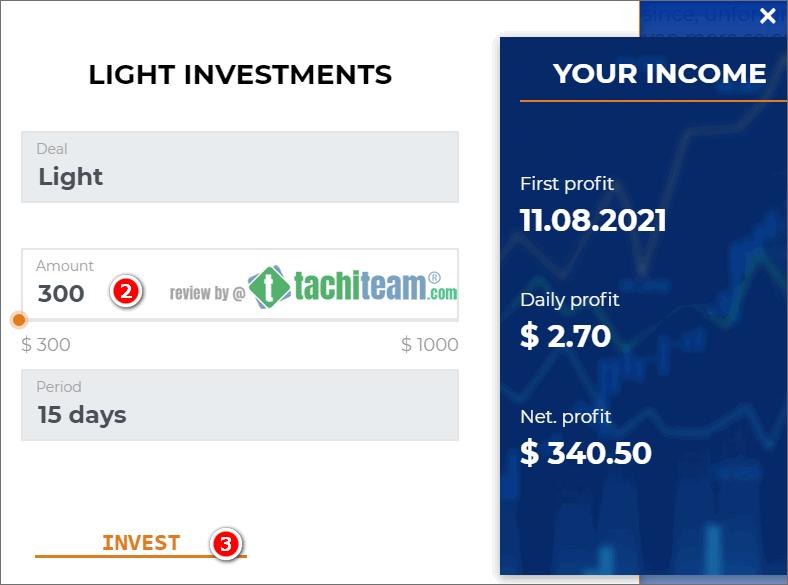 đầu tư Crypital Finance