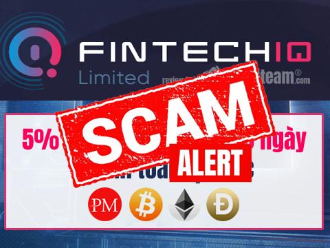 fintechiq scam