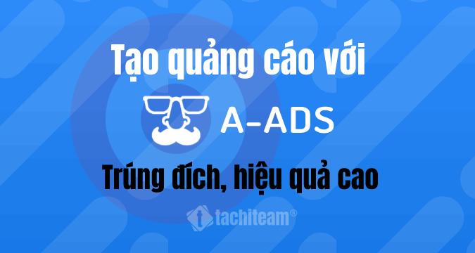 quảng cáo voi a-ads network
