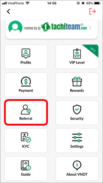 Cách kiếm tiền khác với ví VNDT là gì?