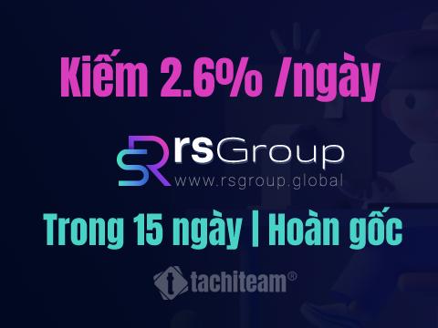 rsgroup review